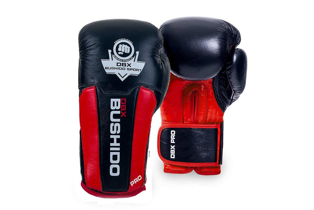 rękawice bokserskie bushido