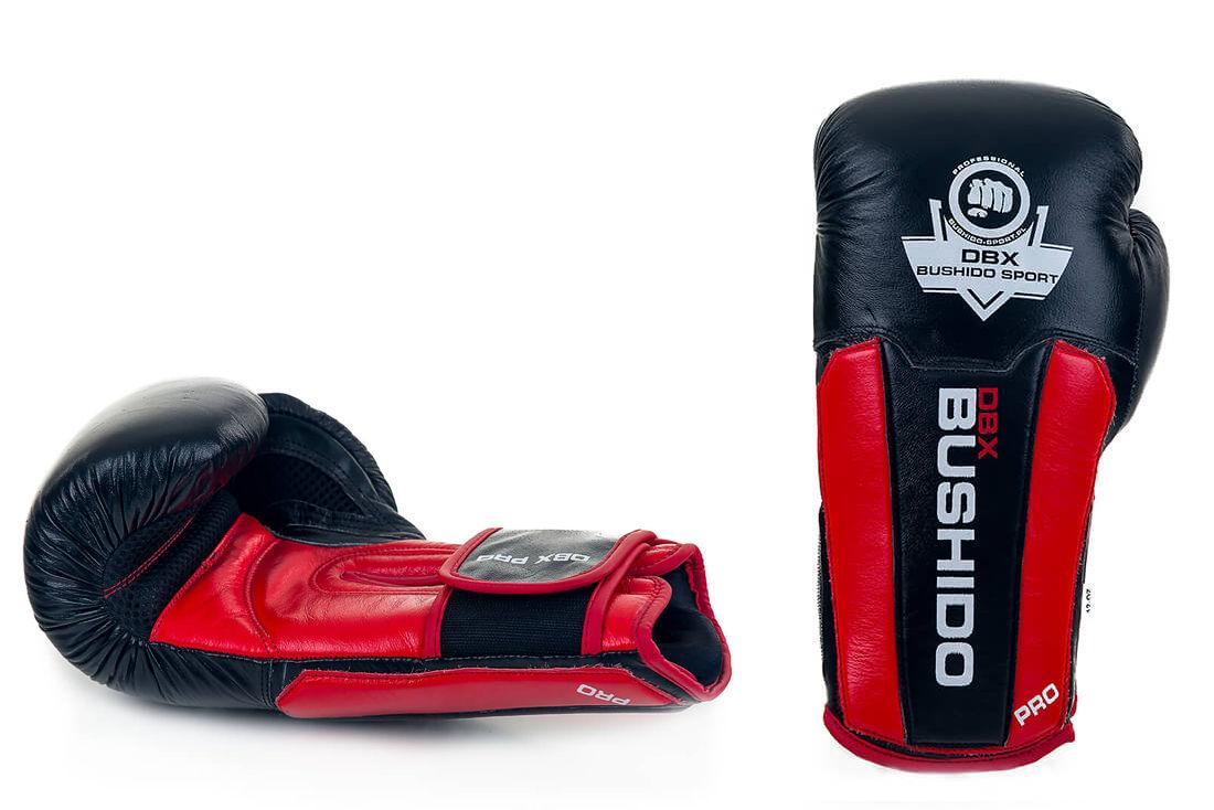rękawice bokserskie jaki materiał