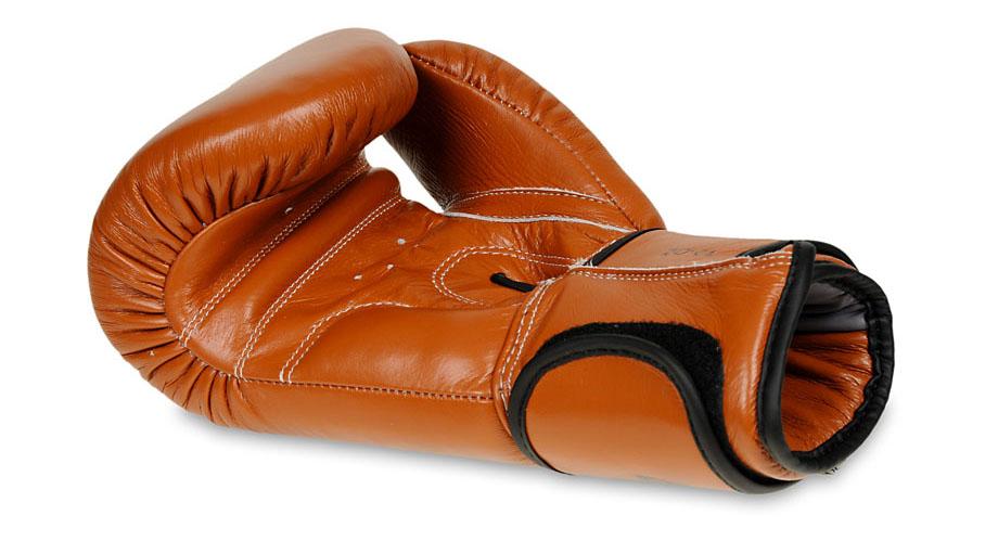 rękawice bokserskie retro