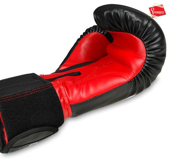 rękawice treningowe bokserskie