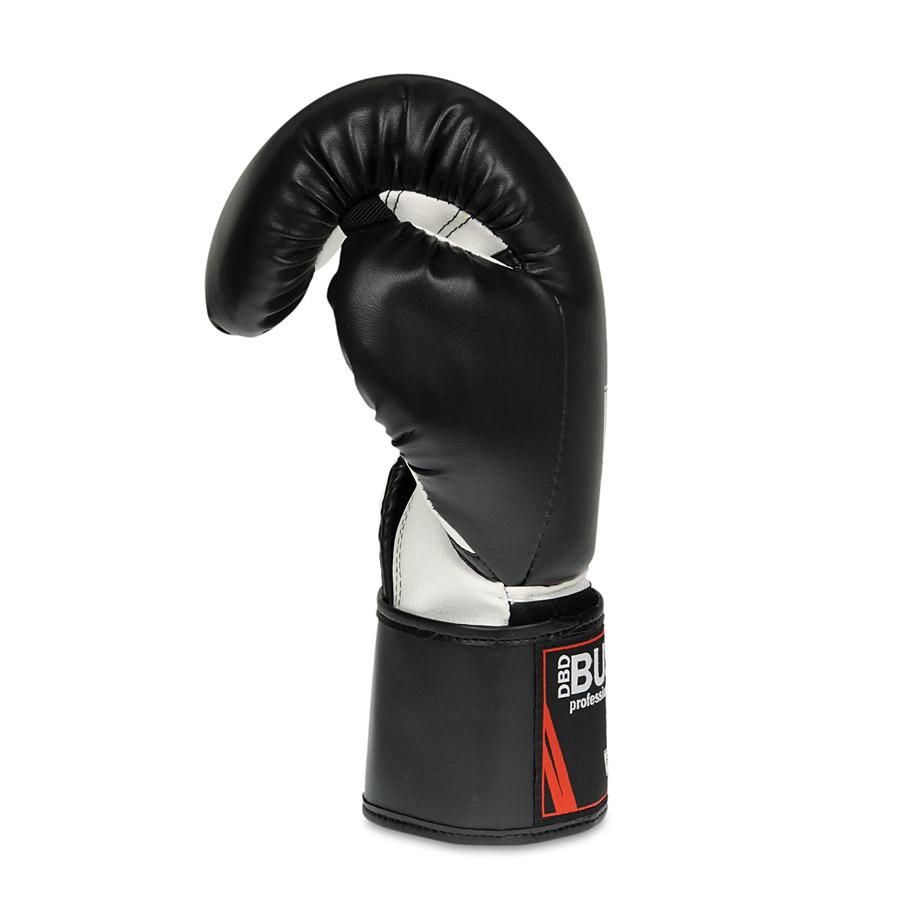 rękawice bokserskie materiał