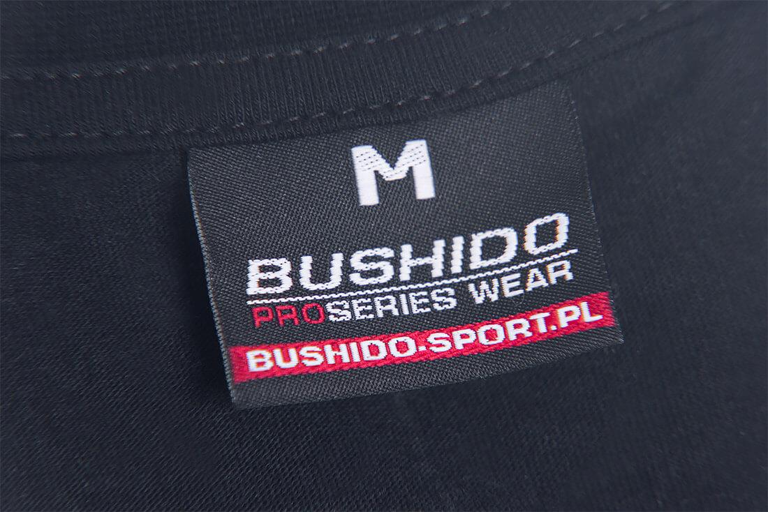 koszulka bushido sport