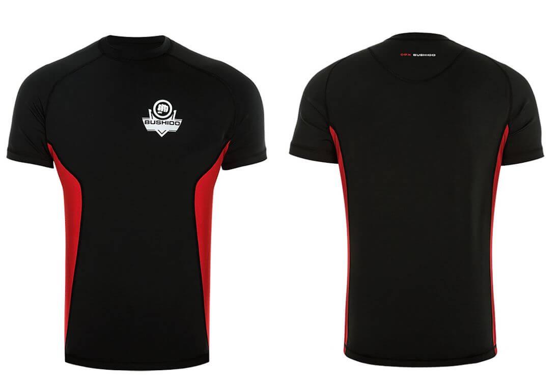 koszulka treningowa dbx bushido