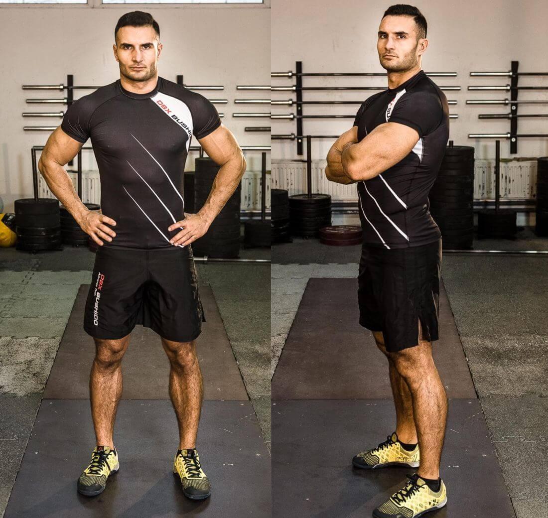 koszulka treningowa - termoaktywna