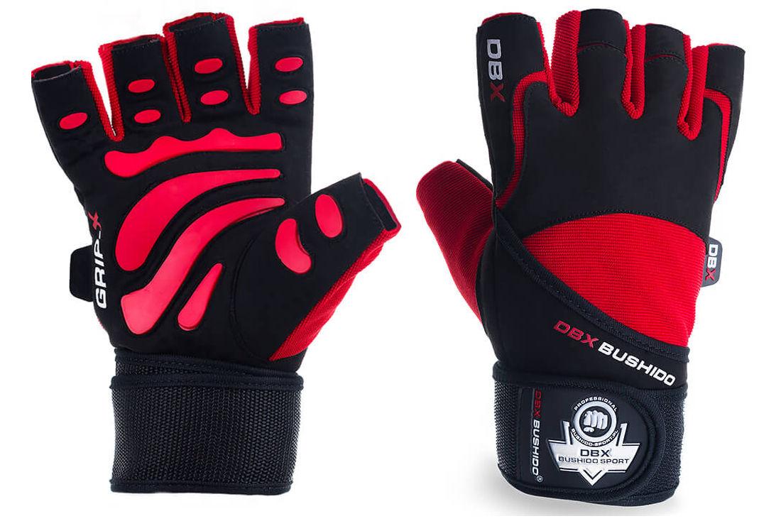 rękawiczki do ćwiczeń bushido