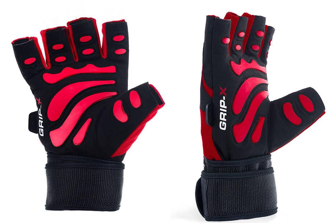 rękawiczki do ćwiczeń - antypoślizgowe