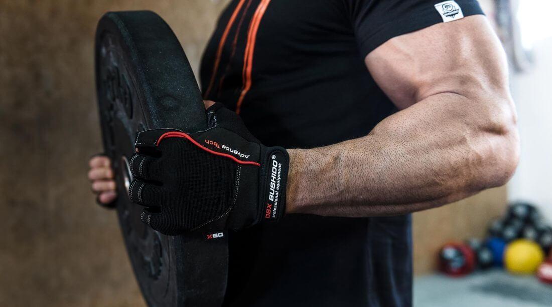 rękawiczki na siłownię