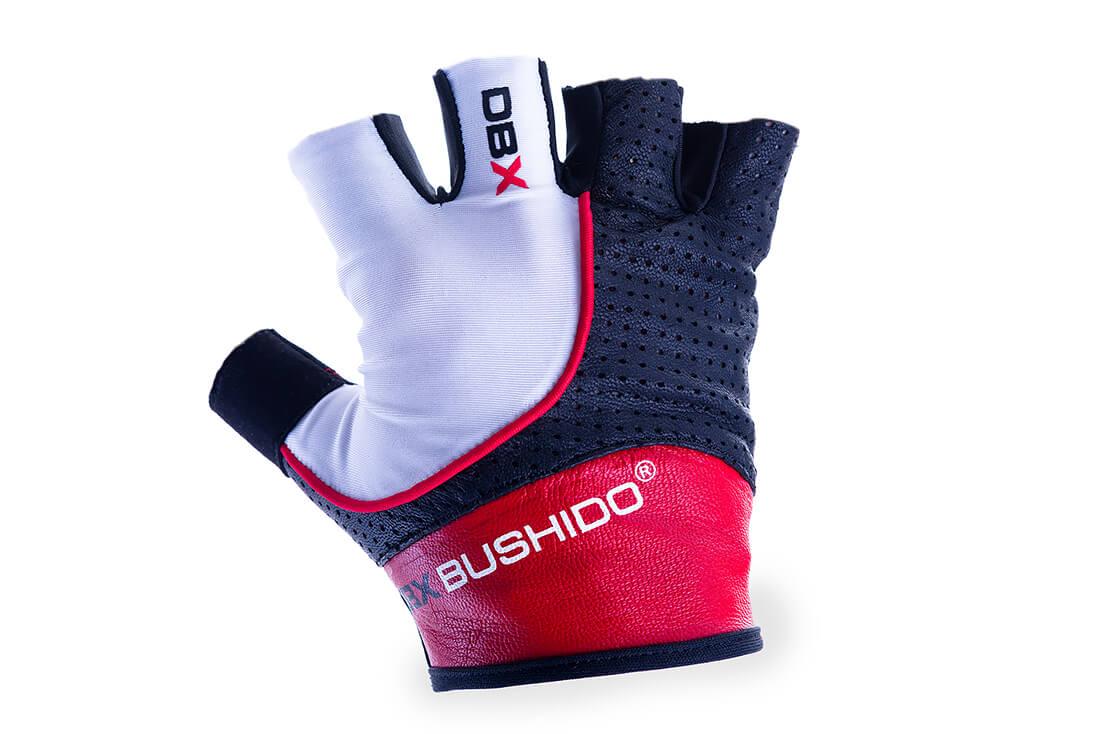 rękawiczki do ćwiczeń fitness bushido