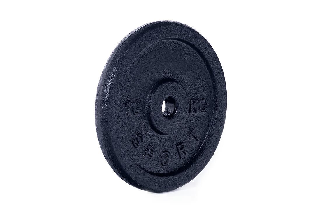 obciążenie żeliwne talerz 10 kg