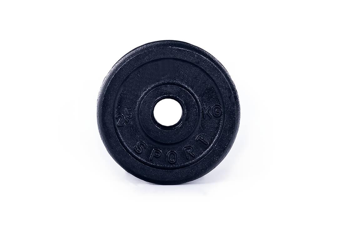 obciążenie żeliwne talerz 2,5 kg
