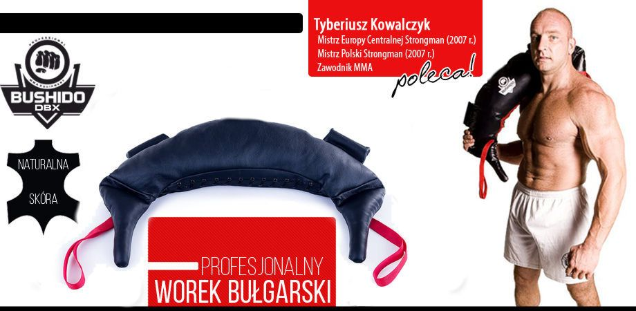 worek bułgarski 8 kg