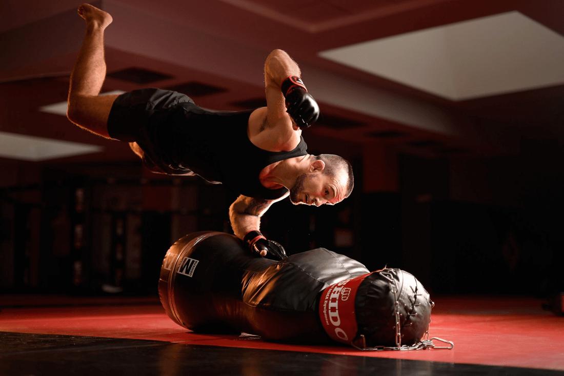 WOREK MMA  borys mańkowski